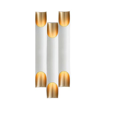 Настенный светильник копия Galliano 3 by Delightfull (белый)