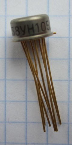 К538УН1