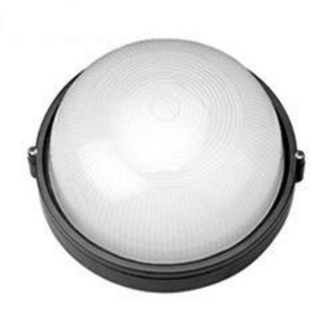 Светильник НПБ1101 черный/круг 100Вт IP54 TDM