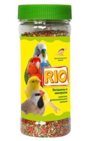Rio - Минеральная смесь для птиц