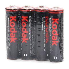 """Батарейка """"Kodak"""" АА 4 шт"""
