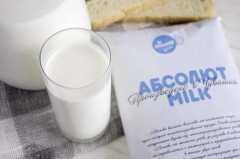 Молоко щадящей пастеризации
