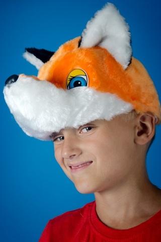 Карнавальная шапочка Лиса 1
