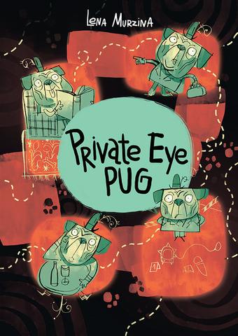 Private Eye Pug