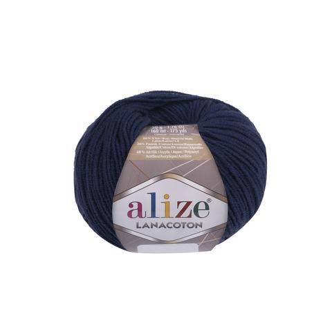 Купить Пряжа Alize Lanacoton Код цвета 058 | Интернет-магазин пряжи «Пряха»