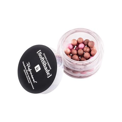 Relouis Soft Shade Professional Румяна в шариках тон №05 темный персик