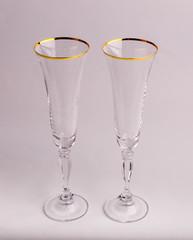 Набор бокалов свадебный «Виктория», 180 мл, фото 4