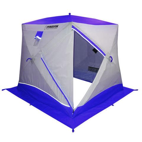 Купить зимнюю палатку-куб ПИНГВИН Призма BRAND NEW от производителя недорого.