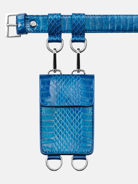 Сумочка на магните (голубая)