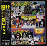 Kiss / Unmasked (Mini LP CD)