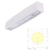 Накладной светодиодный аварийный светильник Suprema LED SO NT IP54 Intelight