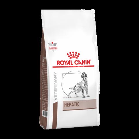 Royal Canin Hepatic HF Сухой корм для собак при заболеваниях печени