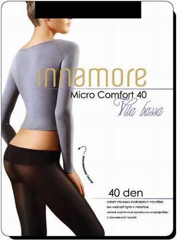 Колготки Innamore Micro Comfort Vita Bassa 40