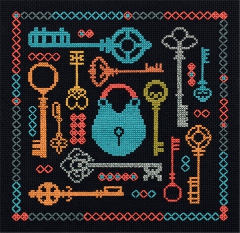 Panna СЕ-7053 «Ключи»