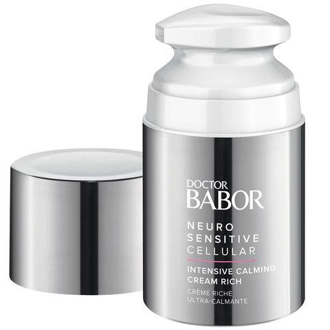 Doctor Babor Нейро успокаивающий крем рич Neuro Sensitive Cellular  Intesive Calming Cream Rich