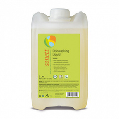 Средство для мытья посуды Лимон Sonett, 5 л