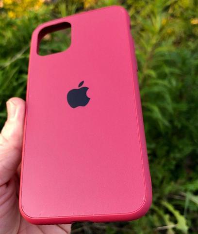 Чехол iPhone 7/8 Glass Pastel Matte silicone /camellia/