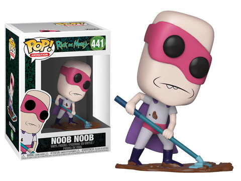 Noob Noob Rick and Morty Funko Pop! Vinyl Figure || Нуб Нуб Рик и Морти