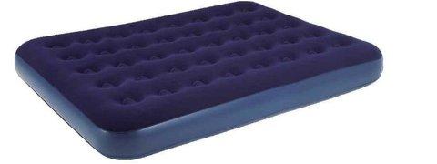 Надувная кровать Relax Flocked air bed Single без встр. Насоса 20411