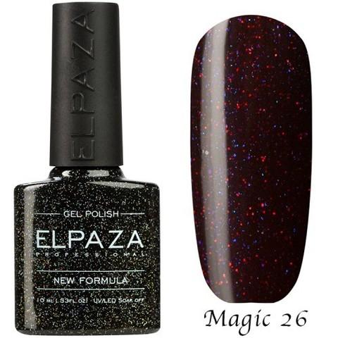 Гель лак Elpaza Magic, ЯДРО КОМЕТЫ 26