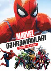 Boyama Marvel qəhrəmanları