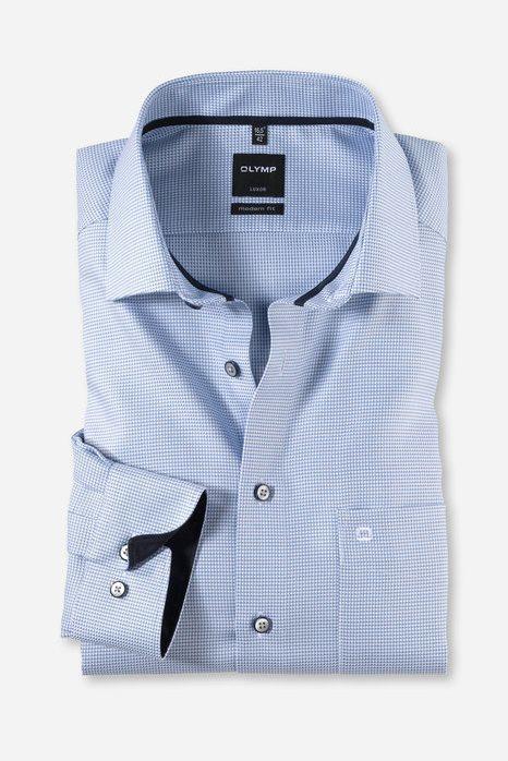 OLYMP LUXOR MODERN FIT сорочка с длинным рукавом