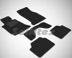Ворсовые коврики LUX для BMW 1 F-20-21 2013-н.в.