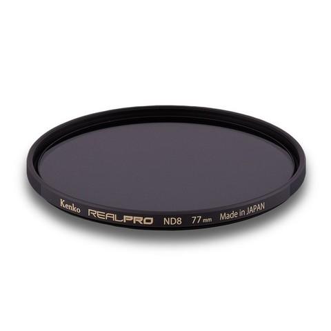 Светофильтр нейтрально-серый Kenko REALPRO ND8 77mm