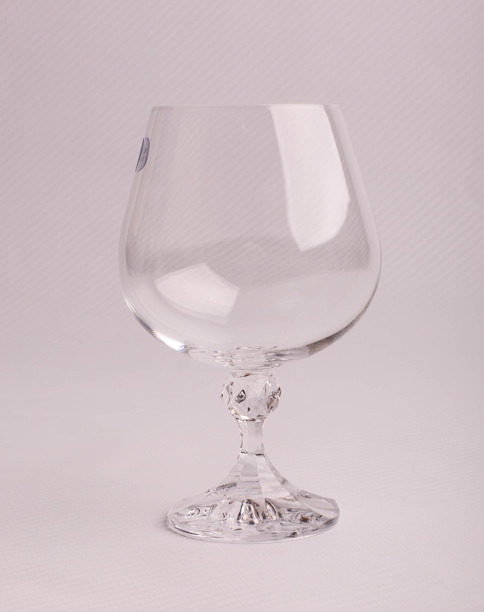 Набор бокалов для бренди «Джулия», 400 мл