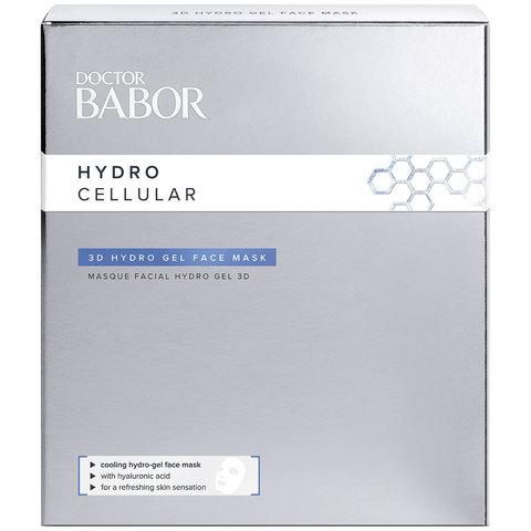Doctor Babor 3D гидрогелевая маска для лица Hydro Cellular 3D Hydro Gel Face Mask