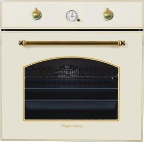 Электрический независимый духовой шкаф Kuppersberg SR 609 C Bronze