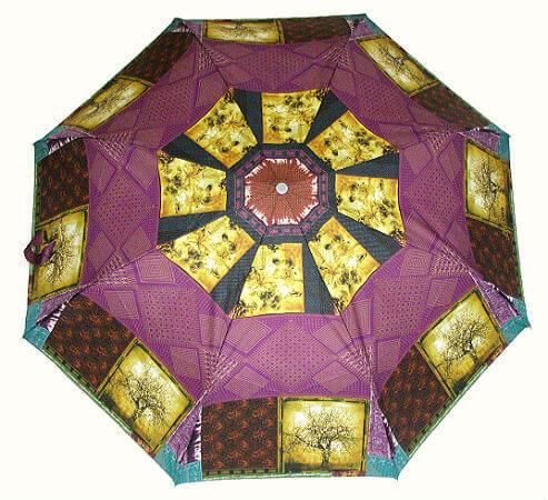 Зонт складной JP Gaultier 1183-1 Patch Indien
