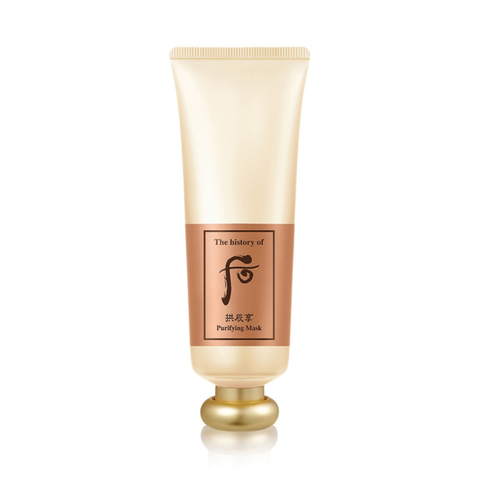 The History of Whoo Gonjinghyang Purifying Mask, 100 мл