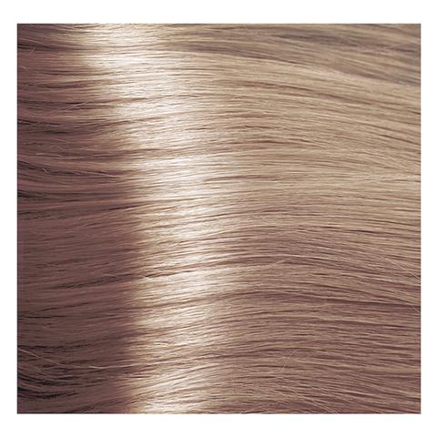 Крем краска для волос с гиалуроновой кислотой Kapous, 100 мл - HY 923 Осветляющий перламутровый бежевый