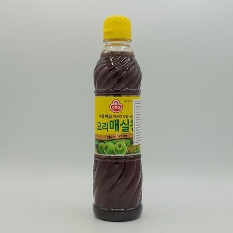 Соус из экстракта сливы Plum Syrup Оттоги OTTOGI