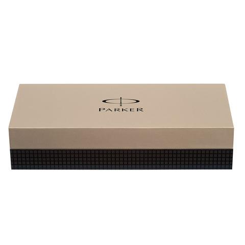 Parker Sonnet - Cisele Silver GT Slim, шариковая ручка, M, BL