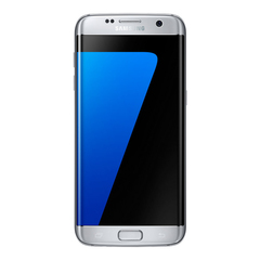 Samsung Galaxy S7 Edge Duos 32Gb Серебристый титан