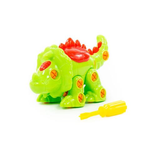 Конструктор-динозавр 32 дет.