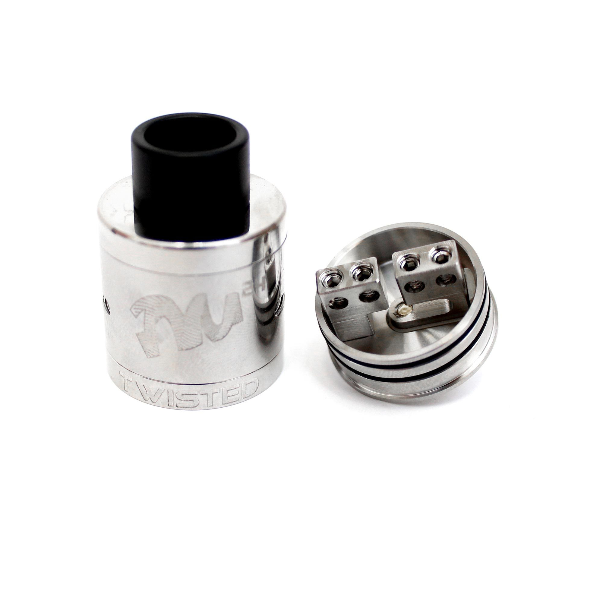 Дрипка Twisted Messes 24mm (Clone) стойки