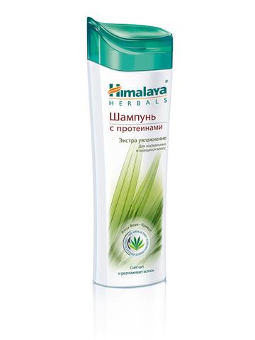 Шампунь с протеинами  Himalaya Herbals Экстра увлажнение, 200 мл