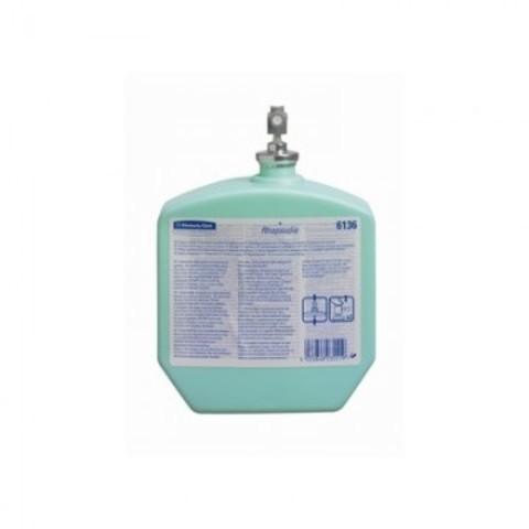 Сменный баллон для автоматического освежителя воздуха Kimberly-Clark Rhapsodie Лимон и лайм 310 мл