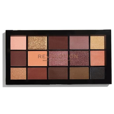 Палетка теней Makeup Revolution Re-Loaded Palette Velvet Rose