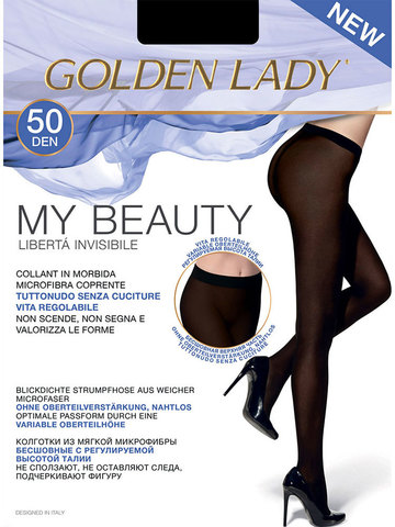 Колготки My Beauty 50 Golden Lady
