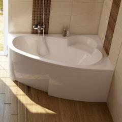 Ванна асимметричная 150х100 см правая Ravak Asymmetric C451000000 фото