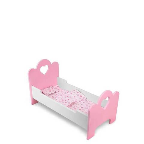Кроватка «Сердечко» для