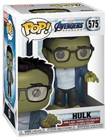 Marvel: Avengers Endgame - Hulk Funko Pop! Vinyl Figure || Халк с буррито