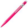 Carandache Office 849 Pop Line - Purple, шариковая ручка, M