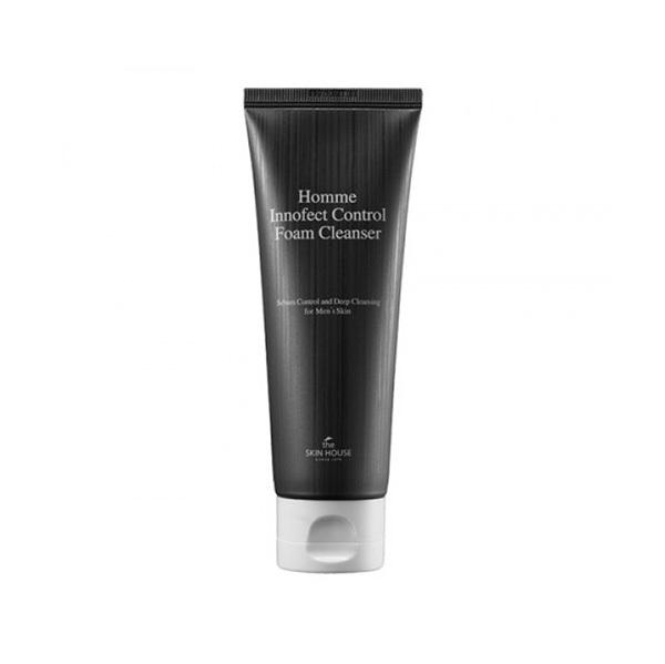 Пенка очищающая для мужчин The Skin House Homme Innofect Control Foam Cleanser 120мл