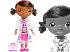 Кукла Дотти из серии Доктор Плюшева, 38 см