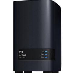 Сетевой накопитель Western Digital WD My Cloud EX2 Ultra 8TB 2-Bay Personal Cloud Storage Server (2 x 4TB)